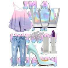 Untitled #62 by dianasirca on Polyvore featuring polyvore moda style MANGO GUESS Lipstick Queen