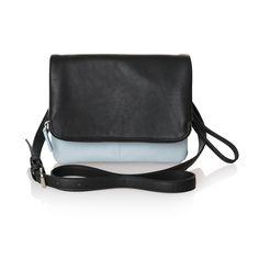 Buy Bella Zip Flap Cross Body Bag from Oliver Bonas