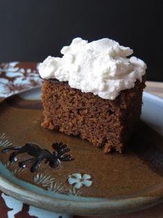 Arctic Garden Studio: Sticky Gingerbread Cake