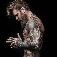 Unique Half Sleeve Tattoos, Cool Chest Tattoos, Chest Tattoos For Women, Body Art Tattoos, Tattoos For Guys, Sleeve Tattoo Men, Clock Tattoos, Unique Tattoos For Men, Awesome Tattoos