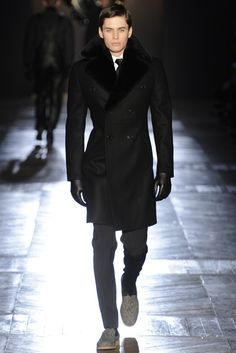 Viktor and Rolf Fall 2012 Menswear | Fashion Collections