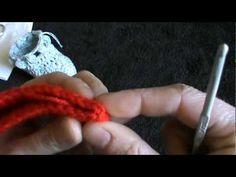 come fare scarpine da neonato