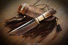 primitive rawhide knife - Google Search
