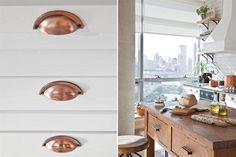Decorando com detalhes em cobre- charme + estilo!