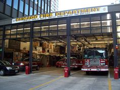 Chicago Fire Department - Engine 13