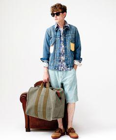 visvim – Spring/Summer 2013 Collection Lookbook