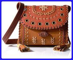 STEVEN by Steve Madden Tulsa Cross Body Handbag,Spice - Crossbody bags (*Amazon Partner-Link)