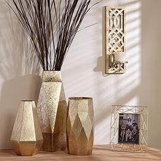 Beistelltisch mit Metalldrahtgestell, weiße Marmorplatte | Maisons ...