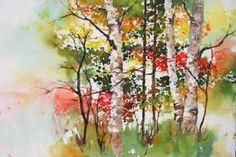 Karlyn Holman's Paintings Gallery