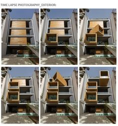 Sharifi-Ha House in Tehran / Adaptive Architecture: 12 Transforming