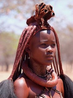 Himba tribe, Namibia by Isabel Pérez Africa Tribes, Africa Art, Tribal Women, Tribal People, African Culture, African History, Himba Girl, African Makeup, Himba People