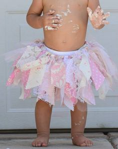 VintageInspired Pink Shabby Chic First Birthday by JealousJune, $35.00