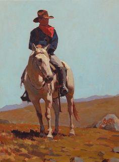 Glenn Dean: Lure of the West - 1 - 15 September 2014 - Works | Altamira Fine Art Inc.
