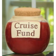 Emergency Cruise Fund // Fresh ideas on how to stash your hard-earned money quickly in order to turn those savings into a week vacation complete with cocktails, a side order of chaise lounge and an ocean breeze to boot.