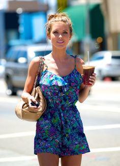 love her... she's so adorable! Audrina Patridge