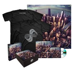 Sonic Highways Mega Bundle.... will arrive just in time for my Birthday!! Thanks Dave