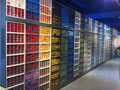 It all looks so neat and tidy! *sob*  Taken at AA Place, a Lego reseller in Hong Kong