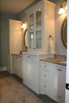 Master bathroom - traditional - bathroom - minneapolis - Modern Design LLC