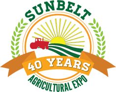Sunbelt Ag Expo in Moultrie, Georgia – North America's Premier . Farm Show, Chalk Art, Burger King Logo, North America, Logos, Logo