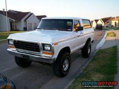 79 ford bronco | 1979 Ford Bronco 79 Bronco picture | SuperMotors.net