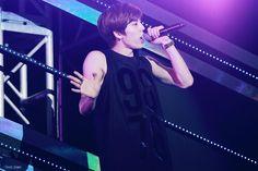 151206 #인피니트 Dongwoo - Pepsi Music and Game Festival