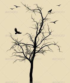 draw poplar tree - Google'da Ara | resimde kullanırım kiii / draw ...