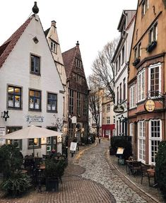Strolling through the streets of Bremen. Photo by . share your travel pics and use Places To Travel, Places To See, Travel Destinations, Travel Pics, Travel 2017, Winter Destinations, Places Around The World, Around The Worlds, Wonderful Places