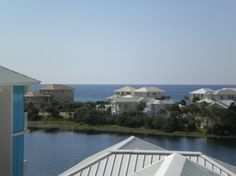 View from my room, Carillon Beach, FL