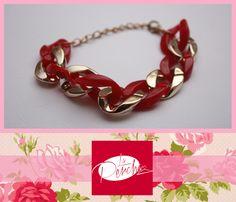La Percha Bisutería Jewelry  Pulsera Bracelet Cadena Accesorios para mujer Moda Fashion