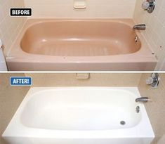 Refinish Your CastIron Tub Build It Pinterest Cast Iron Tub - Bathtub resurfacing near me