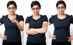 Hand motions are culturally relative, and the wrong gesture can inadvertently lead to confusion or offence.