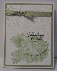 Craft Room Stamper: Heartfelt Blooms Card Share