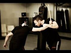 Stick Defense : Krav Maga Technique - KMW Krav Maga Self Defense w/ AJ Draven - YouTube