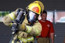 A Five-Step Air-Consumption Drill   Firefighter Nation