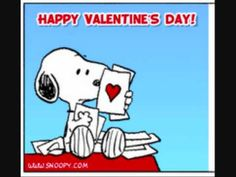 Snoopy Movies - Valentine's Day