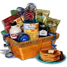 New England Breakfast Gift Basket Classic  $59.99