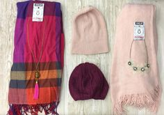 Blanket scarves are the perfect accessory! Pair them with...