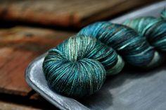 Ravelry: Handdyed merino/silk sport