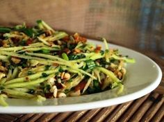 Preparing this fresh and flavoursome Cambodian recipe in your own home is easier than you might think. This salad is a taste and texture sensation you don't want to miss out on. Cambodian Food, Cambodian Recipes, Green Mango Salad, Laos Food, Asian Recipes, Laos Recipes, Asian Foods, Asian Cooking, Healthy Eating
