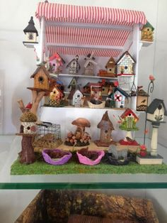 Drora's minimundo: Spending a wonderful time with a fellow miniaturist