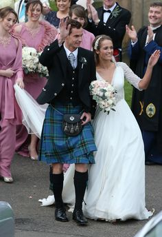 Andy Murray and Kim Sears' wedding - Red Carpet Gallery - Jenny Packham