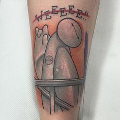 #tomsick #baymax #tattoo