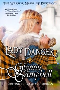 Lady Danger by Glynnis Campbell Did not finish at 20%