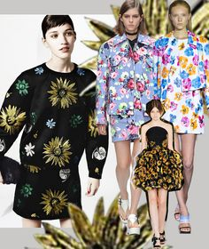 90s floral Pattern Report   Floral Me 90s