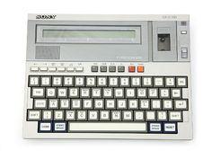Sony Typecorder - CHM Revolution