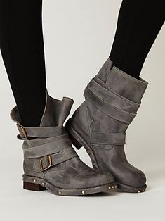 Awesome Gray boots!