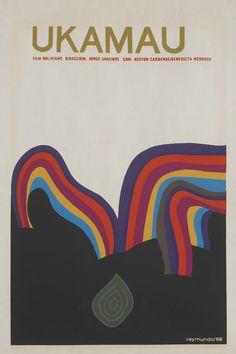 Juxtapoz Magazine - 1960s & 70's Cuban Movie Posters