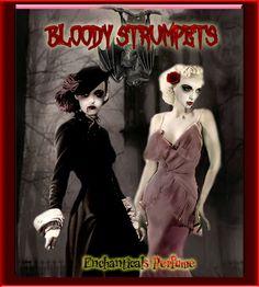 Bloody Strumpets Gothic Vampire Perfume Oil