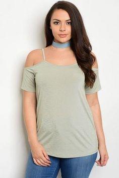 5a86f9d00 27 Best Younique Couture Plus Size Tops images