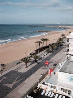 Quarteira. Algarve. Portugal